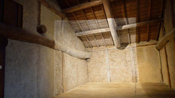 サイトC「ロフトの寝室」の写真