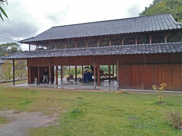 犬島「家プロジェクト」C邸