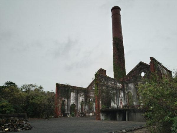 犬島発電所跡の写真