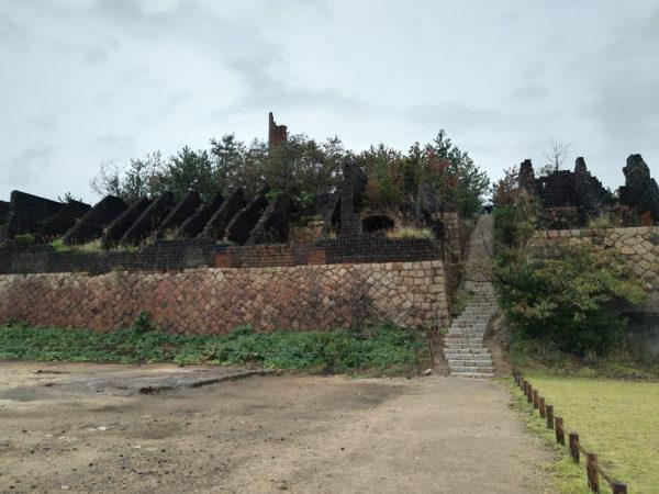 犬島精練所跡の屋外写真